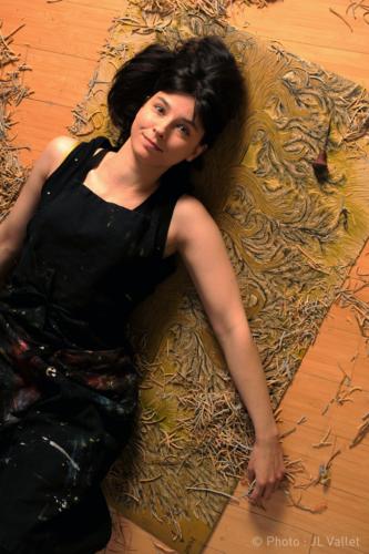 Pauline Kalioujny - Biennale des illustrateurs