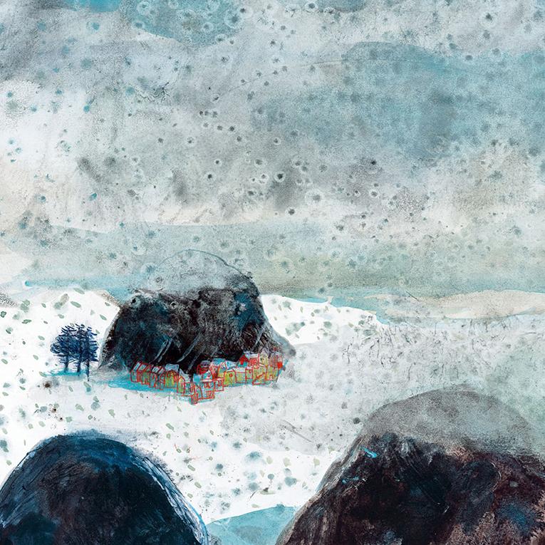 Anne Herbauts - Biennale des illustrateurs