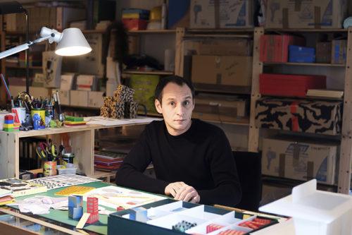 Aurélien Débat - Biennale des illustrateurs