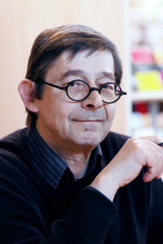 Gilles Bachelet - Biennale des illustrateurs