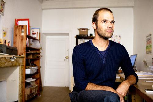 Benjamin Chaud - Biennale des illustrateurs