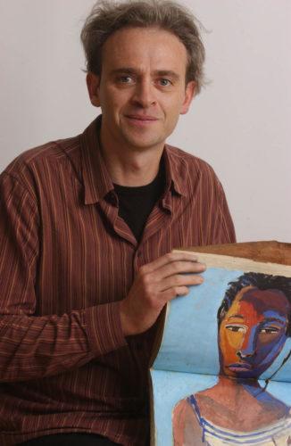 Laurent Corvaisier - Biennale des illustrateurs