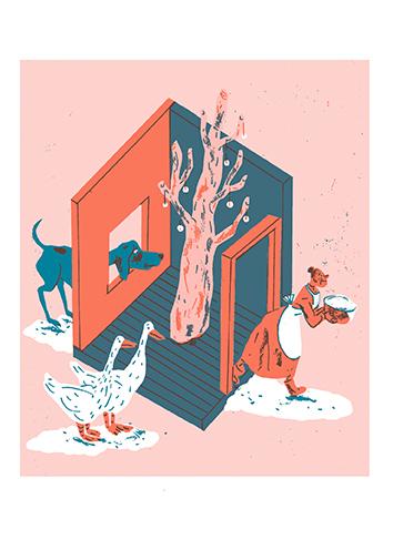 Gerda Dendooven - Biennale des illustrateurs