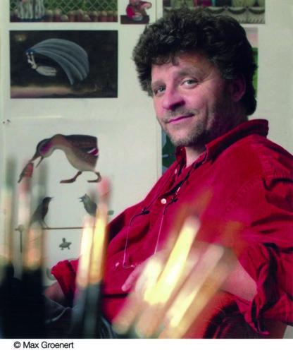 Nikolaus Heidelbach - Biennale des illustrateurs