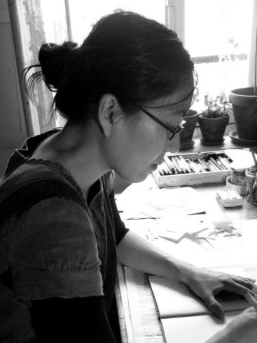Junko Nakamura - Biennale des illustrateurs