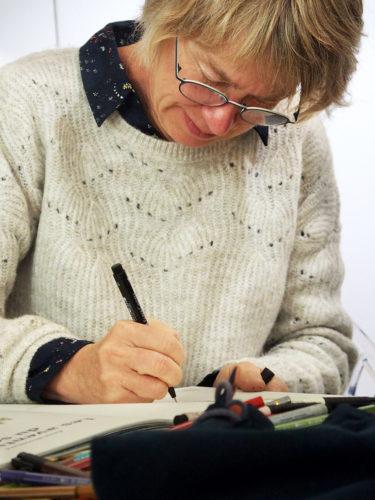 Anne Brouillard - Biennale des illustrateurs