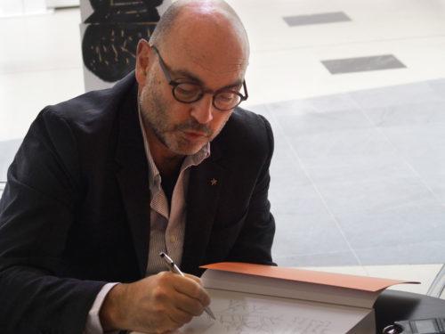 Serge Bloch - Biennale des illustrateurs