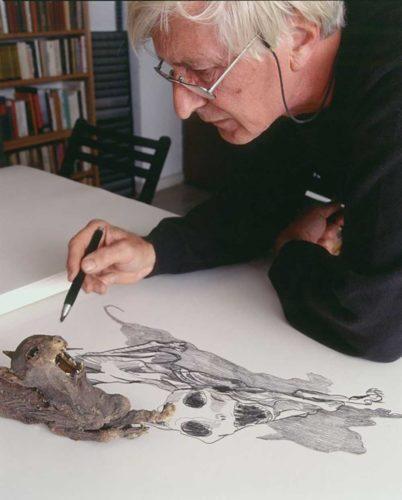 Tomi Ungerer - Biennale des illustrateurs