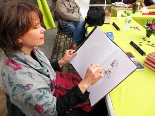 Susanne Janssen - Biennale des illustrateurs