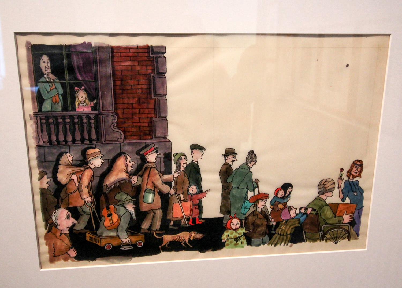 2017 - Biennale des illustrateurs